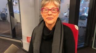 A socióloga Bruna Franchetto veio a Paris falar sobre o empoderamento de mulheres indígenas no Brasil.