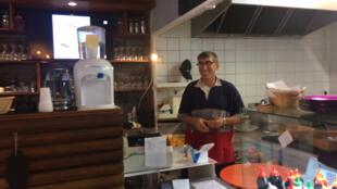 El Quattro: le kebab syrien à Uzerche.