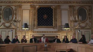 Кадр из фильма «Вам судить» режиссера Брижит Шеве