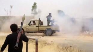Mapigano yaendelea kurindima Libya.