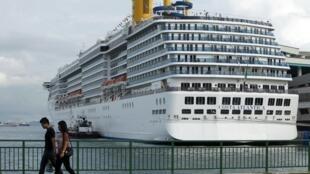 A empresa americana Carnival recebeu autorização para realizar cruzeiros para Cuba