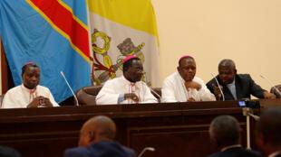 Baraza Kuu la MAaskofu wa Kanisa Katoliki nchini DRC laionya Tume ya Uchaguzi CENI.