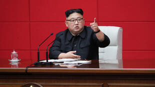Le leader nord-coréen Kim Jong-un.