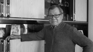 Thân Van Tran, ancien travailleur.