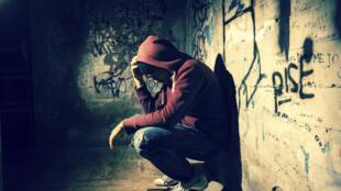 Les hommes représentent 75% de suicidés en France.