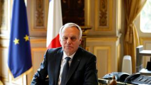O primeiro-ministro francês Jean Marc Ayrault