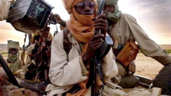 Des combattants jihadistes au Mali (image d'illustration).