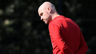 Ajax coach Erik Ten Hag says Juventus will start the second leg of the Champions League quarter-final as favourites.