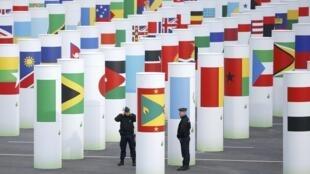 A COP 21 decorre no Bourget, arredores de Paris, até 11 de Dezembro.