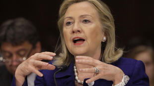 Clinton says al-Assad has lost legitimacy