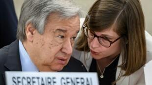 Генсек ООН Антонио Гуттериш заявил, что этот план, при надлежащем его выполнении, спасет многие жизни в беднейших странах.