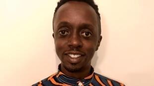 Evans Mbugua.