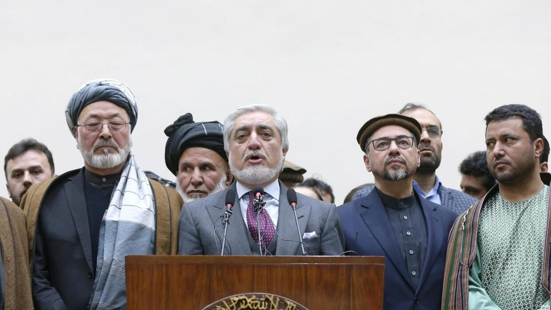 Afghanistan: Abdullah conteste la réélection de Ghani et forme un nouveau gouvernement