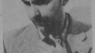Curzio Suckert, nom de plume Malaparte