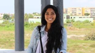 Valeria Reyes Escalante, ganadora del Premio Reportaje RFI 2018