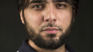 Ahmer Khan hailed his family, friends and colleagues after winning the AFP Kate Webb accolade.