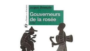 Tapa del libro 'Gouverneurs de la rosée' de Jacques Roumain.