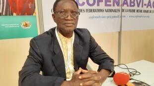 Famara Sarr, chef de la Division des industries laitières, apicoles et avicoles, au ministère de l'Elevage et des Productions animales du Sénégal.