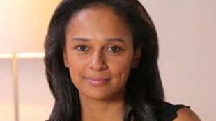Isabel dos Santos, filha do presidente angolano e mulher mais rica de África.