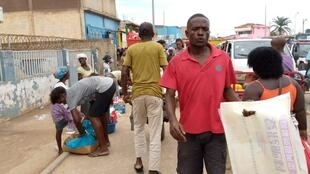 Angolano infectado com coronavírus ficou curado