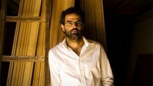 Escritor português Gonçalo Tavares