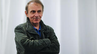 French author Michel Houellebecq in 2017.