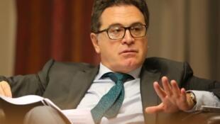 Ministro do Turismo, Vinicius  Lummertz, em entrevista com a RFI Brasil