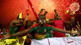 Cameroon fans during the 2017 final.