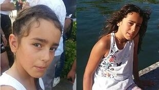 The missing girl, Maëlys de Araujo, photo distributed by French police