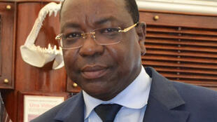 Mankeur Ndiaye, ministre sénégalais des Affaires étrangères et des Sénégalais de l'extérieur