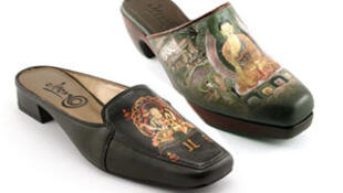 Buddhists outraged at Buddha's images on shoes