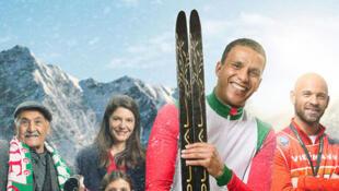 Affiche du film «Good luck Algeria» de  Farid Bentoumi.