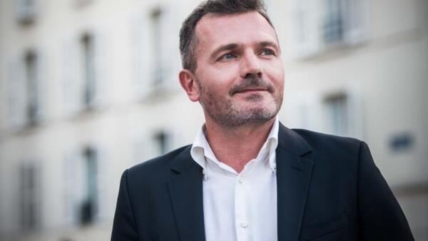 Benoît Raphaël, éleveur de robot.