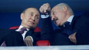 Лукашенко заверил, что нироссийский, нибелорусский народ незахотят пойти пути присоединения Беларуси к России.