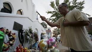A  Igreja Metodista Africana Episcopal Emanuel é o símbolo da comunidade negra de Charleston, na Carolina do Sul, palco de um dos piores massacres da história dos Estados Unidos.
