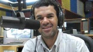 El periodista brasileño Edmilson de Souza, asesinado el 28 de octubre de 2012 en Itabaiana, Estado de Sergipe (noreste), a la edad de 40 años.