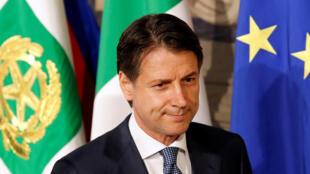 Giuseppe Conte est le nouveau président du Conseil italien.