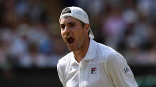 John Isner has been away from the men's circuit since March.