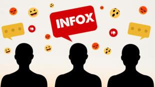 L'Infox, visuel d'illustration.