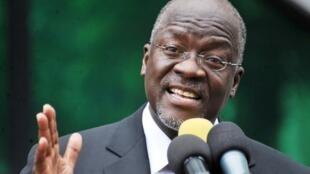 Le président tanzanien John Pombe Magufuli s'est emporté contre l'administration ougandaise.
