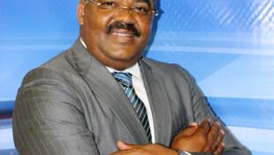 Rogério Manuel, presidente da Confederação das Associações Económicas de Moçambique (CTA)