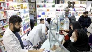 داروخانه ای در تهران