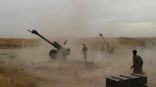 Сирийская армия вынуждена отбивать массированные атаки талибов в Кундузе с апреля 2015 года (на фото)