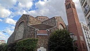 法国巴黎文森圣路易教堂( Église Saint-Louis de Vincennes)