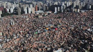 Paraisópolis - São Paulo - Brasil - Brésil - Brazil - Favela - Covied-19 - Coronavrius