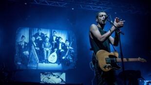 Dudu Tassa & The Kuwaitis in concert
