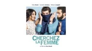 """آفیش فیلم """"Chercher la femme""""،   """"دنبال زن بگردید"""""""