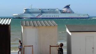 Французский Кале — крупнейший город департамента Па-де-Кале и ближайший к Англии населенный пункт континентальной Европы