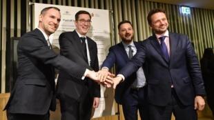 Мэры Будапешта, Праги, Варшавы и Братиславы заключили договор против популизма и за укрепление связей с европейскими инстанциями