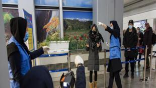 مقامات بهداشتی ایران میگویند شش مورد شناسایی شده ویروس کرونا در ایران تائید نشد
